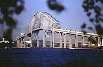 Key Bridge Lane Closures Set for Weekend
